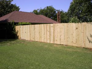 dog-eared fencing